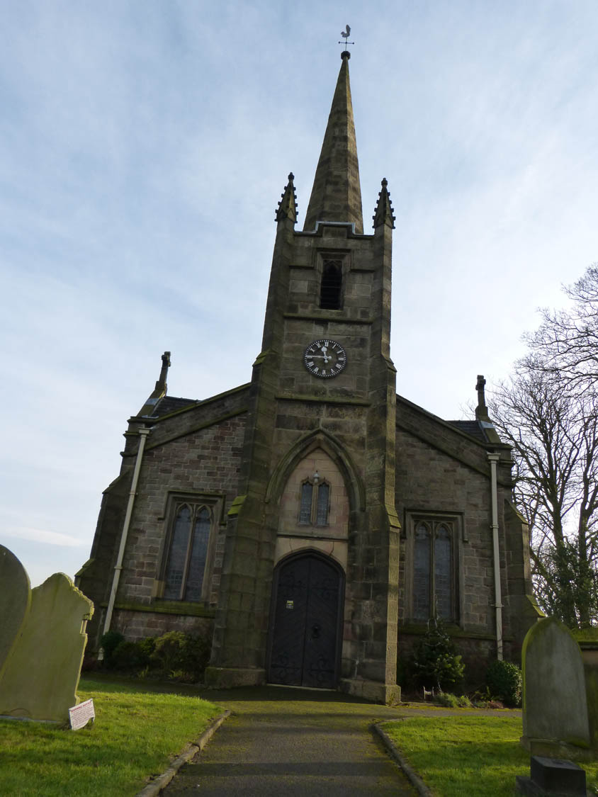 The 3 Churches The Churches Of Bretherton Croston And