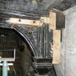 South aisle timber repairs—proceeding