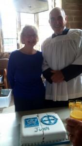 John Raynor's celebration of 50 years ministry