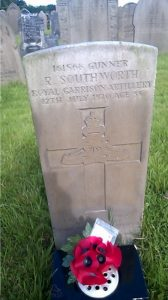 Mawdesley battle of the somme